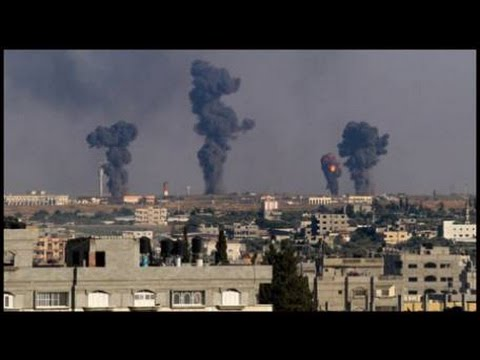 Psalm 83 : Rockets fired into Israel from Gaza as the Psalm 83 War takes shape (Jul 08, 2014)