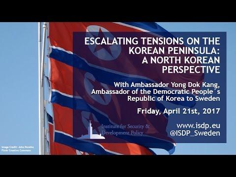 Escalating Tensions on the Korean Peninsula: A North Korean Perspective