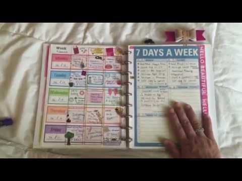 How I saved money + How I made a personal planner // DIY and Tutorial