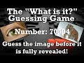 Hidden Object Game - Guess the Image - Picture Puzzle - What is it? - 70404