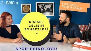 Spor Psikoloğu Kimdir? Başarı, Kaygı, Disiplin Psikolojisi #2