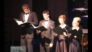 2009 Muskego High School Choir Concert - Lord Nelson Mass (Credo - Et incarnatus)
