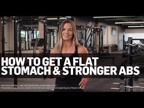 how-to-get-a-flat-stomach-and-stronger-abs
