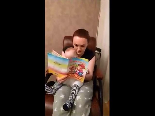 Изображение предпросмотра прочтения – ЛюдмилаФилатова читает отрывок изпроизведения «Зайкина морковка» (Разные писатели )