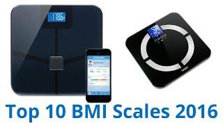 10 Best BMI Scales 2016