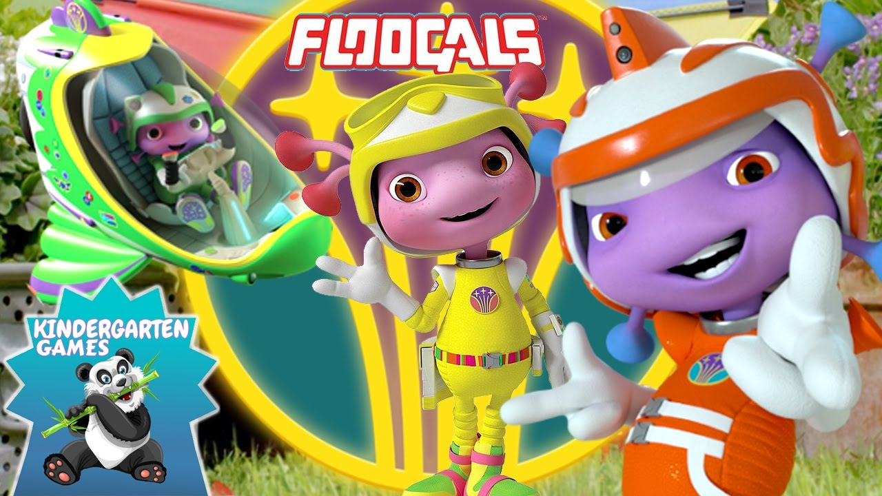 Floogals games mini missions flo fleeker boomer youtube