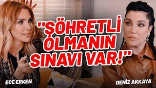 İKİ DENİZ VAR Konuğum Türkiyenin Top Modeli Deniz Akkaya  Anne-Kız İlişkisi  Ece Erken
