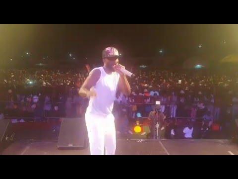 F'victeam - Concert Guinée-Bissau (Partie 2)