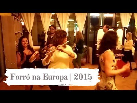Rafa Goulart - Forró na Europa compilation