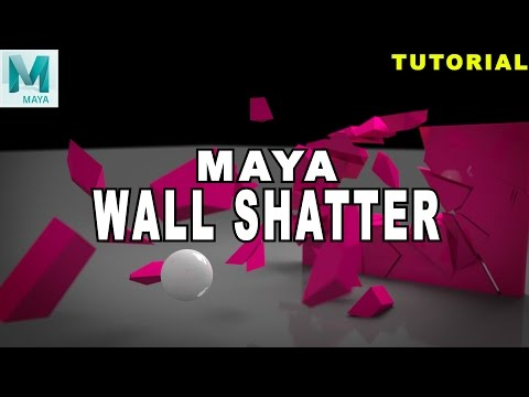 Getting Started With Bullet Dynamics in Maya - Lesterbanks