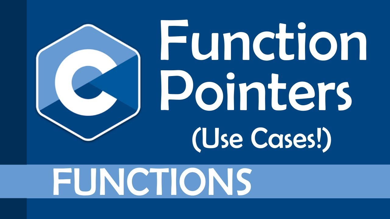 Why are function pointers useful?