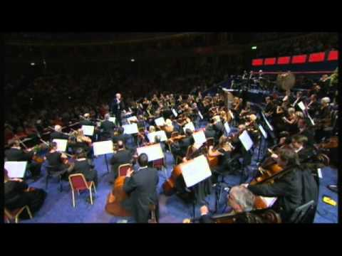 Fantasia on British Sea Songs - original Henry Wood 1910 version (BBC Proms)