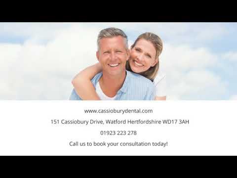 Cassiobury Dental in Watford make dental implants work for you