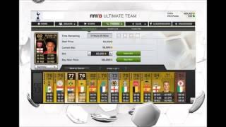 FIFA 13 Ultimate Team Hack Menu