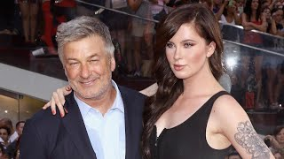 Alec Baldwin Shades Daughter Ireland's Risque Instagram Photo