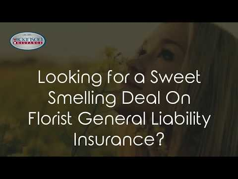 Florist General Liability Insurance Coeur d Alene Idaho