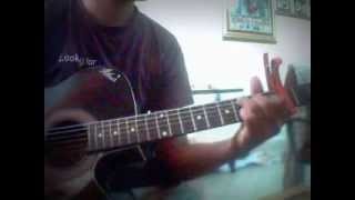 Tanha Dil Tanha Safar Guitaring Chords by Prathamesh for beginners