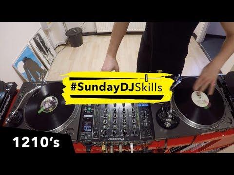 Technics 1210's - Bashment, Dancehall & Reggae Vinyl Mix - #SundayDJSkills