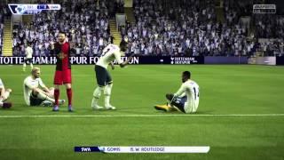 FIFA 15 danny rose rocket