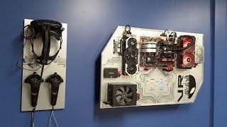 HTC Vive Wall PC
