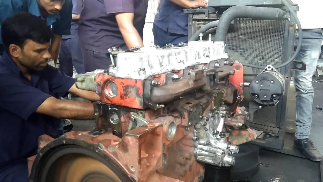 Bmtc bs 4 engine sound