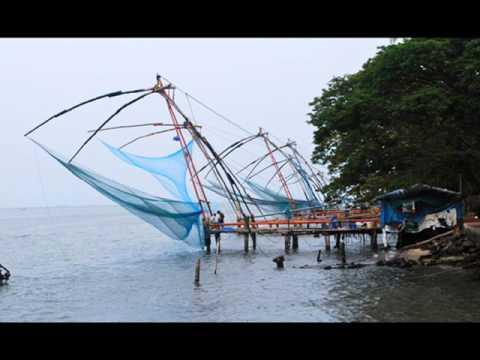 Sunrise and sunset times in Kochi | Awesome place for sunrise and sunset Fort Kochi Beach