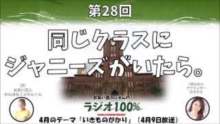【2017年4月9日放送】 4月のテーマ「いきものがかり」 第2週はアナウン...