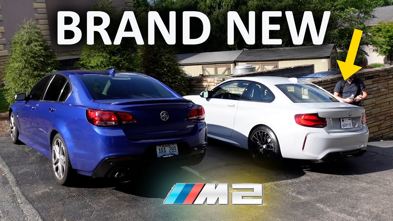 2021 BMW M2 Competition (6 Speed Manual) Performance School Delivery and Pickup!