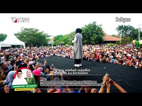 Maulana Ya Maulana - Sabyan Gambus Live Semarang