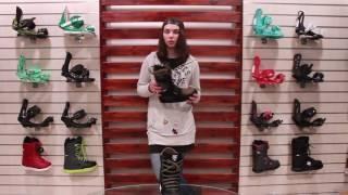 Видео обзор: сноубордические ботинки DC Linx