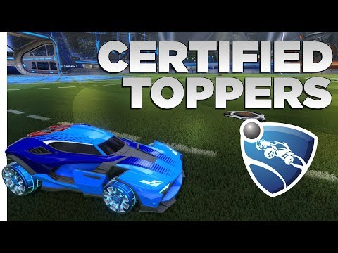 CERTIFICATION Levels - Playing Rocket League