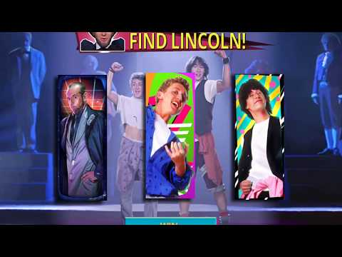 BILL AND TED'S EXCELLENT ADVENTURE Video Slot Casino Game with an HISTORICAL BONUS