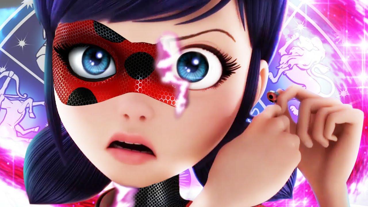 🔴Horoscope Miraculous Ladybug 4 season: ЛЕДИ БАГ И СУПЕР КОТ