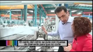 TVITEC. El mayor centro de transformación de vidrio de España y uno de los mayores de Europa.