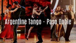 Gambar cover argentine tango/paso doble - Angel of Small Death and the Codine Scene