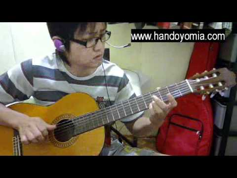 E T Katy Perry Fingerstyle Guitar Solo Youtube
