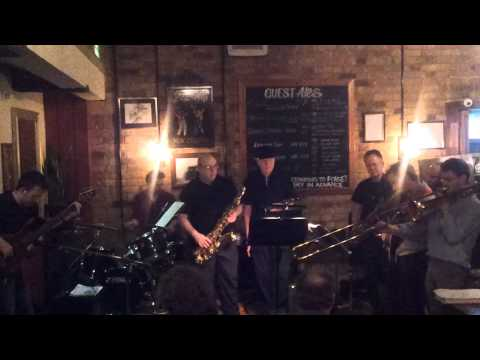 Jazz Jam at the Tram Depot Cambridge