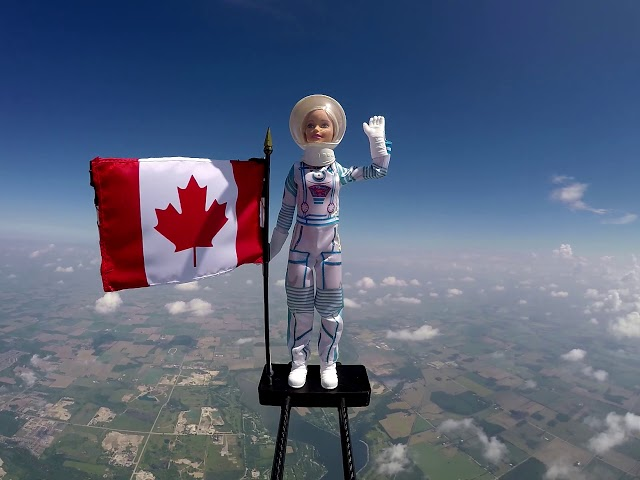 Barbie goes to space to get girls into STEM   The London