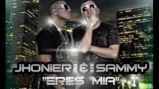Eres Mia - Jhonier & Sammy [ Reggaeton Version  DJ roma ]