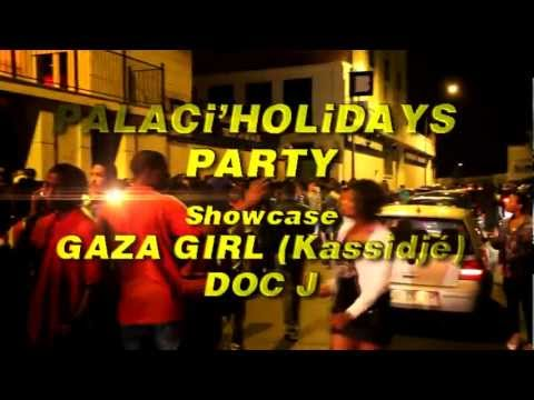"""GAZA GIRL & DOC J"" Palaci'Holidays 15/08/2012 by J.WAX Photography"