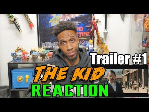 The Kid Trailer #1 Reaction