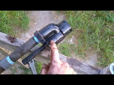 jet pump not pumping too fast, solved