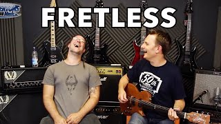 Ever wondered what a fretless electric guitar sounds like?? thumbnail