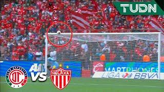 ¡Salas casi hace un golazo! | Toluca 0 - 0 Necaxa | Liga Mx - CL 2020 - J2 | TUDN