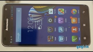 Lenovo S580 review - its snapdragon quad core powered smartphone