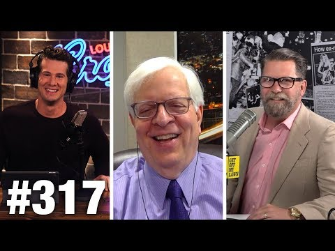 #317 'TOXIC MASCULINITY' DEBUNKED! Dennis Prager and Gavin McInnes Guest | Louder With Crowder