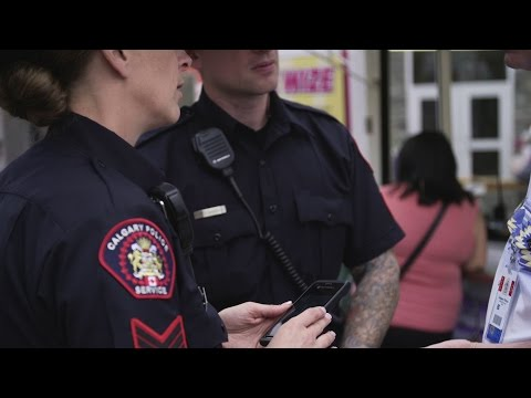 Calgary Police Service Puts Public Safety LTE to the Test
