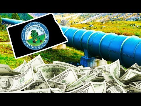 DAPL Company Hands Out $15 Million Bribe