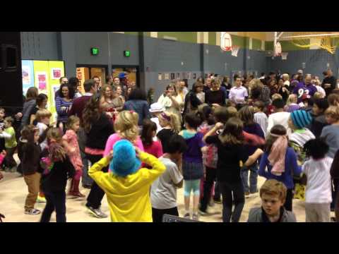 West Towson Elementary School Dance with DJ from Baltimore's Premier Event Solutions