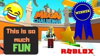 This Crazy Roblox Mega Challenge Is So FUN